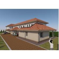 Pákozdon eladó 139m2 - 2 szobás társasházi házrész garázzsal, kertrésszel.