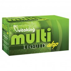 Multi Liquid Alap multivitamin 30db